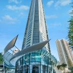 5 Star - Modern Spacious Central Surfers Paradise Residence,  Gold Coast
