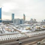 Apartments on Lazurnyi Kvartal, Astana