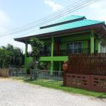 Green Space House,  Pran Buri