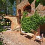 Casa Tolomei (Castello di Bossi),  Castelnuovo Berardenga