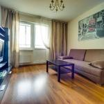 Apartment on Parashyutnaya 31-1,  Saint Petersburg