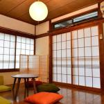 modern design with traditional taste apartment, Tokyo