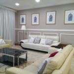 Spacious 1600+ SQFT Apartment/5 mins walk to KLCC, Kuala Lumpur