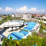 Sunis Elita Beach Resort Hotel & SPA, Kizilagac