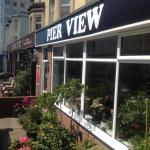 Pier View b&b hotel, Blackpool