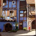 Hotel Pictures: La Maison Bleue, Riquewihr