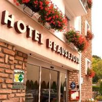 Hotel Pictures: Hôtel Beauséjour, Chaudes-Aigues