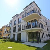 Photos de l'hôtel: Strandvilla Andrea - Ferienwohnung 02 MeerZeit mit Terrasse, Baabe