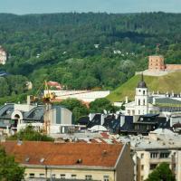 Zdjęcia hotelu: Vilnius Center Apartment - Old Town View, Wilno
