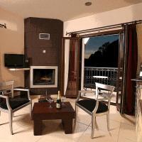 Superior Double Room Meteora view