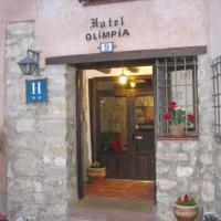 Hotel Pictures: Hotel Olimpia, Albarracín
