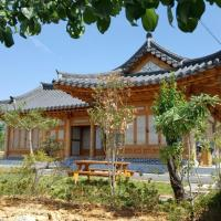 Fotografie hotelů: MyeongGa Hanok Pension, Suncheon