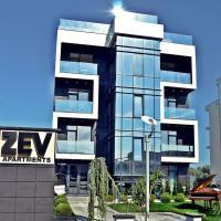 Hotelbilleder: ZEV - Apartment Breeze, Mamaia Nord – Năvodari