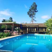Фотографии отеля: Hotel Hoja de Parra, Santa Cruz
