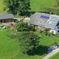 Hotelbilleder: Ferienhof-Gerda-Ferienwohnung-Storchennest, Oberkirnach