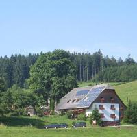 Hotelbilleder: Ferienhof-Gerda-Ferienwohnung-Talblick, Oberkirnach