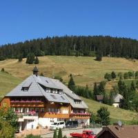 Hotelbilleder: Ferienwohnung-Schwarzwald-in-der-Pension-Gloecklehof, Todtnau