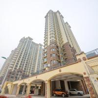 Hotellbilder: Golden Beach Sea View Apartment, Huangdao