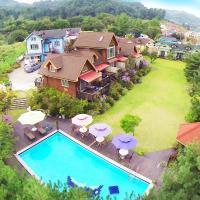 Fotografie hotelů: Popcorn House Pension, Gapyeong