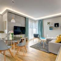 Hotellbilder: Grey Stone - Apartamenty przy plaży, Gdańsk
