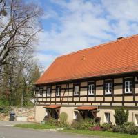 Hotelbilleder: FEWO-im-sanierten-Fachwerkhaus, Müglitztal