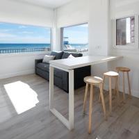 Фотографии отеля: Apartamentos Egona Zarautz sobre el mar, Зараутц