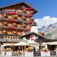 Hotellikuvia: Hotel Christiania, Saas-Fee