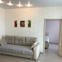 Hotellikuvia: Apartment on Leningradskaya 63, Khabarovsk
