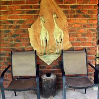 Hotellikuvia: Fiume Lodge, Grootfontein