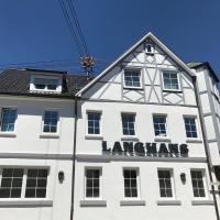 Hotelbilleder: Hotel-Pension Langhans, Beilstein