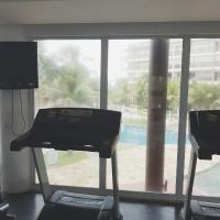 酒店图片: Apartamento Golfinhos, 阿奎拉兹
