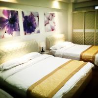 Zdjęcia hotelu: Shanghai Shang Pin Yuan Service Apartment, Songjiang