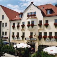 Hotelbilleder: Land-gut-Hotel Hotel Adlerbräu, Gunzenhausen