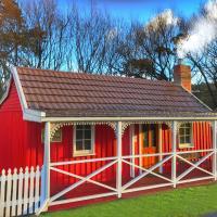 Fotografie hotelů: Platypus Playground Riverside Cottage, Westerway