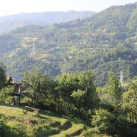 Hotellikuvia: Diamond mountain guest house, Ts'khmorisi