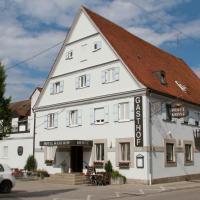 Hotelbilleder: Hotel Gasthof Krone, Zusmarshausen