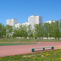 Фотографии отеля: Apartment on Lermontova 81/15, Иркутск