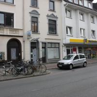 Woltmershausen mit Gartenblick