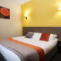 Fotografie hotelů: Brit Hotel Le Surcouf, Saint Malo