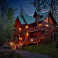 Hotellbilder: Smoky Mountain Getaway - Five Bedroom, Sevierville