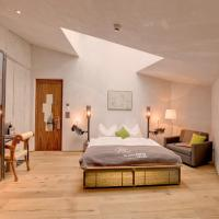 SKYLIGHT Double Room with Ceiling Window