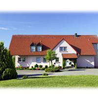 Hotelbilleder: Pension Oppelt, Rauhenebrach