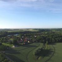 Hotelbilleder: Ferienwohnung am Park, Möllenbeck