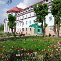 Zdjęcia hotelu: Sanatoriy Belorusochka, Zhdanovichi