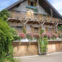 Fotografie hotelů: Gästehaus Fichtelgebirgsblick, Stammbach