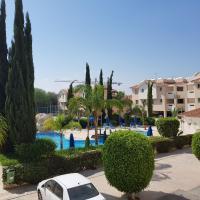 Fotos do Hotel: Luxury One-Bedroom Apartment (communal pool), Pyla