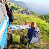 Zdjęcia hotelu: Camping In Tatev, Tat'ev