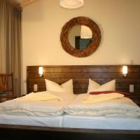 Hotelbilleder: Pension Café Knatter, Ueckeritz