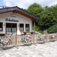 Fotografie hotelů: Ferienhaus Orkeklause, Winterberg