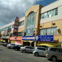 Hotellikuvia: Qing Yun Resthouse -Delima Satu, Kampong Serusup